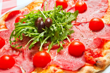 Pizza Napoli