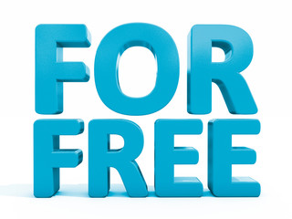 3d words for free