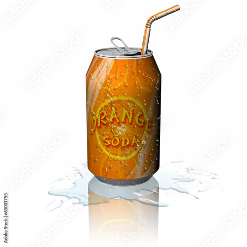 Drink Lattina Orange