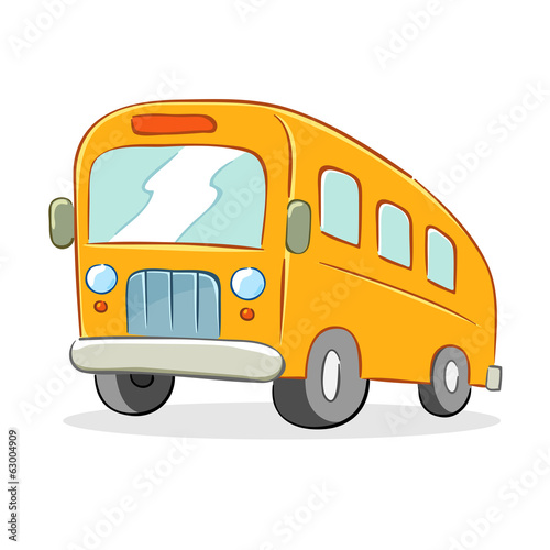 Bus Cartoon