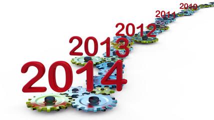 Expiration year