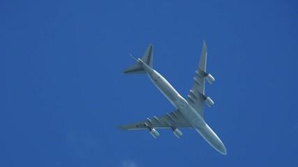 Flugzeug überflug