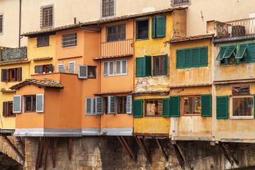 Punto Vecchio, bridge in Florence, Italy