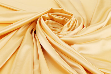golden silk