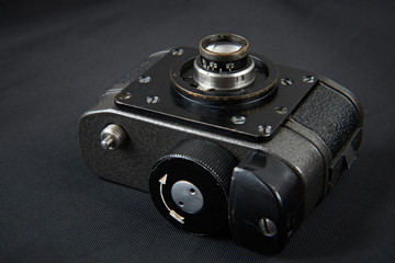 Spy photo miniature camera