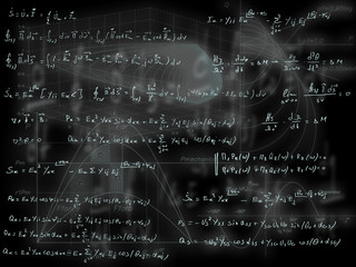 Mathematical formulas