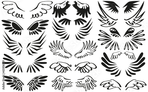 symbol wings