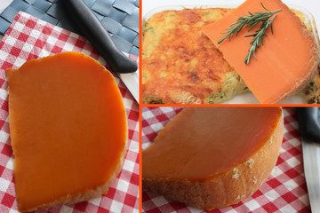 Mimolette - Gratin de Courgettes - Culinaire