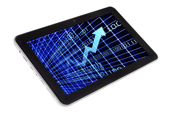 Markets and Charts Trading on Tablet PC