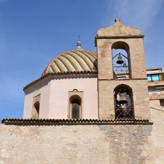 A small church in Lucera