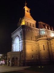 замок в Санкт-Петербурге