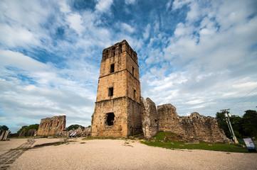 Ruins of Old Panama