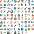 Symbole Produktion