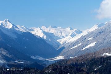 Stubaital - Stubaier Gletscher
