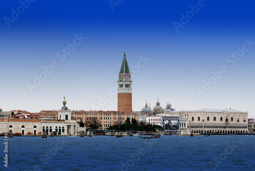 St. Mark's Square in Venice Italy