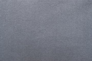gray texture of a textile material