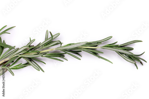 Sprig of rosemary.