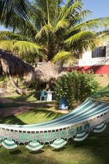hammock sun resort Big Corn Island Nicaragua Central America