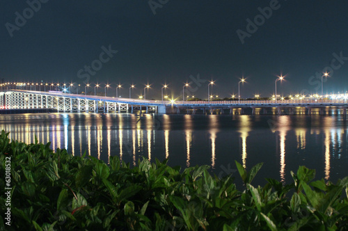 Bridge to Taipa in Macao