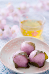 桜餅 和菓子