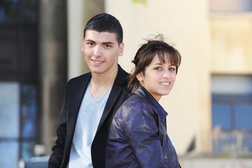 couple jeune