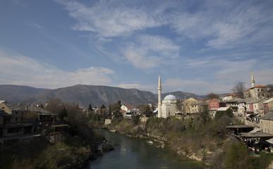Stari Most, Old bridge in Mostar