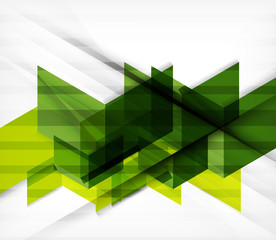 Blocks geometric abstract background