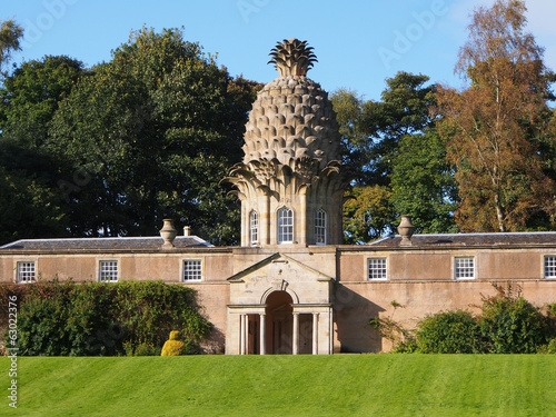Pineapple House near Stirling