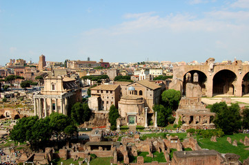 Rome - Imperial Forum, Trajan's Market