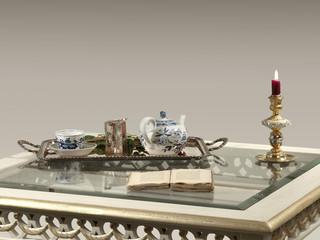 Composizione su tavolino