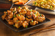 Asian Orange Chicken with Green Onions - 63024957