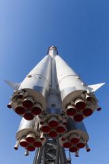 rocket Vostok front and bottom