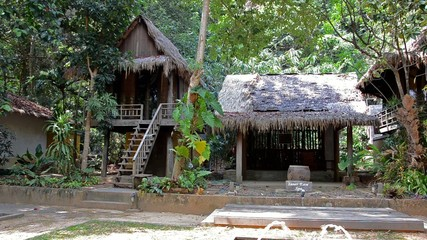 thai bungalow