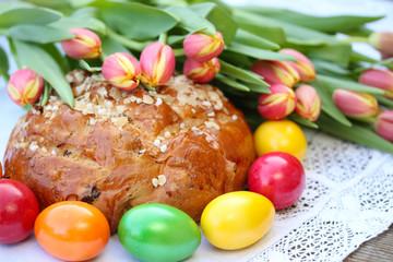 Zu Ostern
