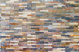 Fototapety Colorful stone wall tiles