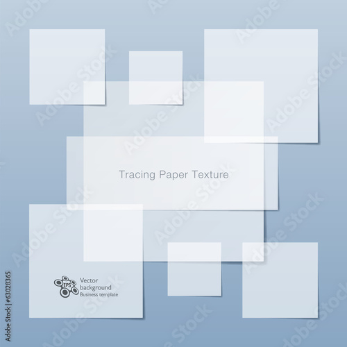 Vector Background Tracing Paper