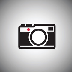 Photo video production icon