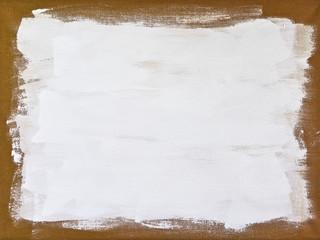 Hintergrund, Jute, Gewebe mit weißem Lack