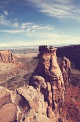 Colorado monument