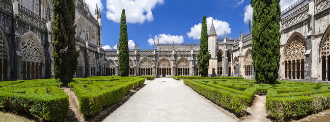 Royal Cloister of the Batalha Monastery