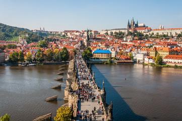 Charles bridge, Prague, Czech