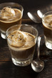 Homemade Affogato with Ice Cream
