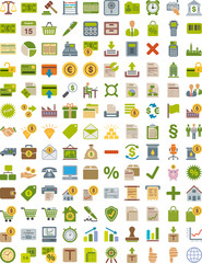 Symbole Finanzwesen