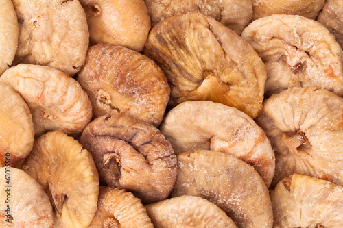 dried figs background