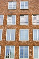 Brick house. Germany