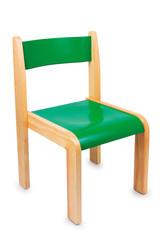 Stuhl, grün