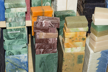 Soap in blocks for sale
