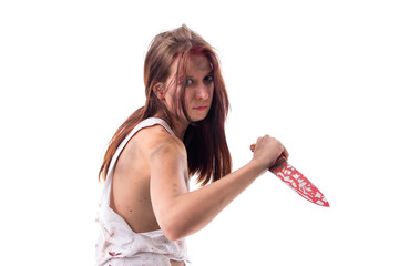 murderer girl