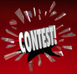 Contest 3D Word Grand Prize Drawing Announcement News