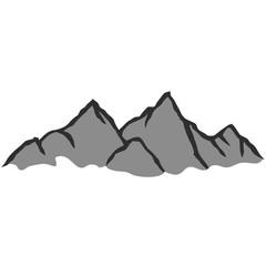 Schöne Berg Landschaft